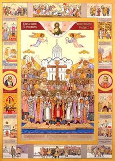 Jan 26/Feb 8 The Holy New Martyrs And Confessors Of Russia