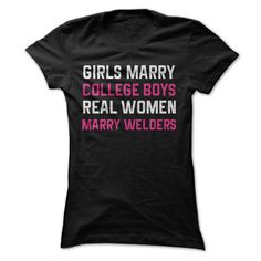 #Petst-shirt... Awesome T-shirts  Worth :$19.00Purchase Now    Low cost Codes   View pictures & photographs of Real Women Marry Welders t-shirts & hoodies:Should you don't completely love our design, you possibly can SEARCH your favourite one through the use of s....
