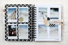 Amazing Instax Scrapbook Embellishment 7 Ways An Instax Scrapbook Can Help You Feel More Grateful pertaining to [keyword Polaroid Album, Travel Album, Picture Albums, Photo Journal, Scrapbook Embellishments, Travel Scrapbook, Packing Tips For Travel, Picture Sizes, Smash Book