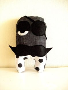 Pirate Lu by cronopia6 on Etsy, $15.00