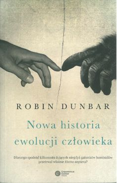 Polish language copies of Robin Dunbar's The Human Story, as received from Copernicus Center Press.
