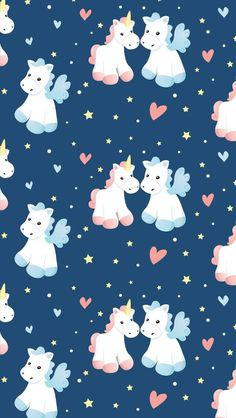 Unicorn i Phones Wallpaper - Best Phone Wallpaper HD Unicornios Wallpaper, Wallpaper Keren, Kawaii Wallpaper, Pattern Wallpaper, Wallpaper Backgrounds, Wallpapers Tumblr, Pretty Wallpapers, Unicorn Wallpaper Cute, Unicorn Backgrounds