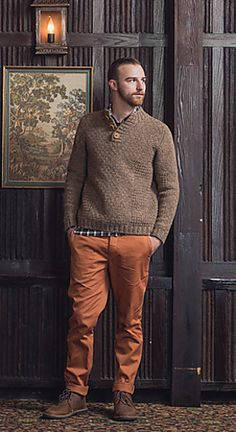 Ravelry: Cotswold Henley pattern by Meghan Babin