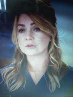 Meredith Grey Hair, Ellen Pompeo, Fictional Characters, Fantasy Characters