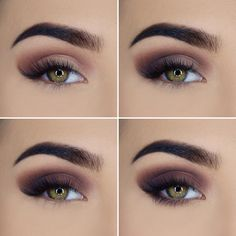 Creative Ways Too Faced Sweet Peach Palette Looks Step By Step 8 - freehomei. Make Up Palette, Peach Palette Looks, Makeup Inspo, Makeup Inspiration, Makeup Tips, Beauty Makeup, Face Makeup, Smokey Eyes, Smokey Eye For Brown Eyes
