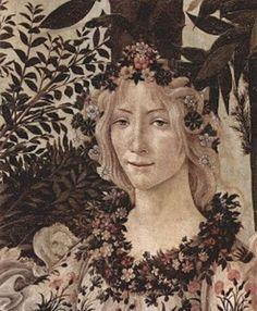 ETRE DIVIN AU FEMININ ; La déesse Flore et son histoire