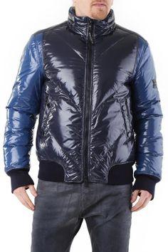 Giubbotto Uomo Husky (VI-HSK0232) colore Blu Scuro