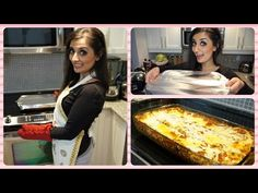 How To Make My Super Duper Awesome Vegetable Lasagna Vegetable Lasagna Recipes, Vegetarian Lasagna Recipe, Tasty Vegetarian Recipes, Meatless Monday, Diaries, Yummy Food, Treats, Vegetables, Cooking