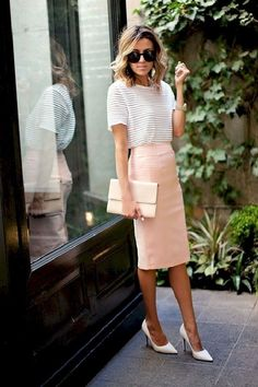Casual summer work outfits ideas 2017 53 - Fashionetter