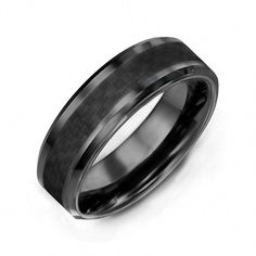 Nathis Wedding Band 6mm Valentines Day by Sizzling Silver
