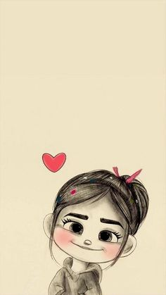Cartoon Love wallpaper by DankAndroid - - Free on ZEDGE™ Cartoon Wallpaper Iphone, Disney Phone Wallpaper, Cute Cartoon Wallpapers, Cute Wallpaper Backgrounds, Cute Love Wallpapers, Girl Wallpaper, Cute Images For Wallpaper, Disney Phone Backgrounds, Power Wallpaper
