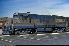 RailPictures.Net Photo: TTI 244 Transkentucky Transportation Railroad GE U28B at Paris, Kentucky by Sid Vaught