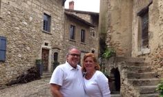 Perouges ,France....beautiful medieval village....