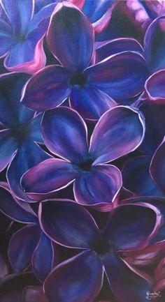 #flower #oil #painting #art