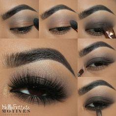 Motives® Eye Base – Single Jar g) – Makeup Style Makeup Inspo, Makeup Inspiration, Makeup Tips, Beauty Makeup, Hair Makeup, Beauty Tips, Eyeshadow Makeup, Eyeliner, Eye Base