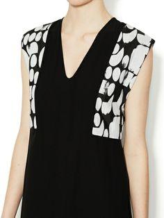 Illia Cotton Jersey Top by Zero + Maria Cornejo at Gilt