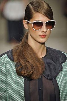 koński ogon- odmładzająca #fryzura