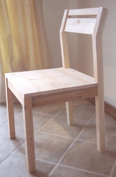 Angle Chair - need to make 8 of these...