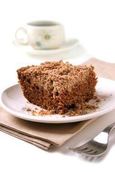Your coffee's new best friend - Vegan Cinnamon Crumble Coffee Cake!