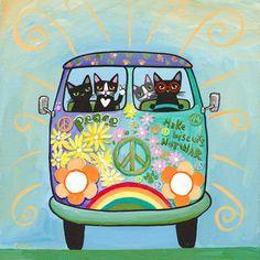 ...porque vamos por aí... Somos da paz&amor! Dani Cabo