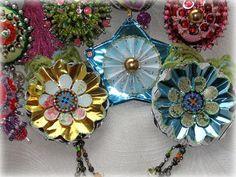 Creative Beaded Ornaments for Christmas