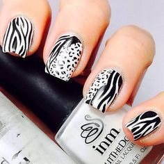 Gorące trendy 2016 w stylizacji paznokci. Straciłam dla nich serce!