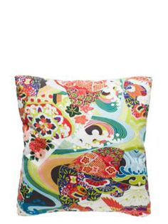 Sussan - Gift - Gifts - Oriental patchwork cushion