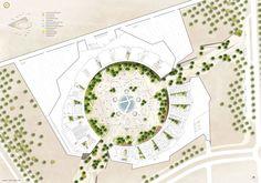gerber architekten nobel quran oasis designboom