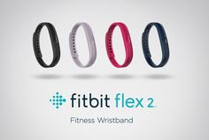 Fitbit Flex 2_Lineup