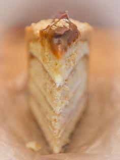 """Saftige Erdnuss-Karamell Torte - #2 """"Unser Herbst unsere Desserts"""""""