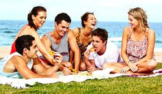 Home and away 2014/Andy/Hannah/Spencer/?/Chris/Maddy