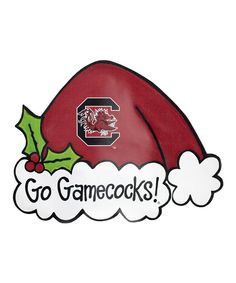 Gamecocks tree topper