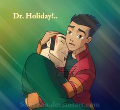 Dr. Holiday!.. by SunyFan on DeviantArt