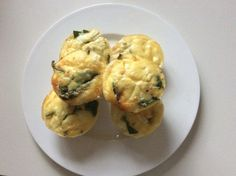Simple Egg Muffins - The Blood Sugar Diet by Michael Mosley