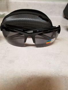 8960bc5f12 HODGSON Men Polarized Sports Sunglasses Outdoor Driving Glasses Black Blue  G9  fashion  clothing
