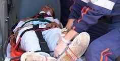 Jovem é atropelado duas vezes no mesmo local em Salvador e sobrevive
