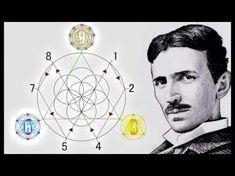 Nikola Tesla did countless mysterious experiments. Almost all genius minds have a certain obsession. Nikola Tesla had a pretty big one! Energie Libre Tesla, Tesla 3 6 9, N Tesla, Tesla Power, Nikola Tesla Inventions, Nikola Tesla Quotes, Nicola Tesla, Sacred Geometry Symbols, Mathematics Geometry
