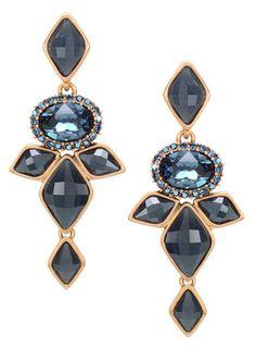 navy blue drop earrings  http://rstyle.me/n/jqrcmpdpe