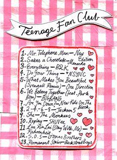 Rookie Magazine Friday Playlist: Teenage Fanclub