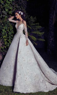 Saiid Kobeisy 2018 Wedding Dresses | Hi Miss Puff