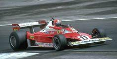 France 1977 Lauda Ferrari 312T2