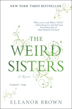 Sisters who love each other who are very different and who love books. If you have a sister and you like to read - you'll love this book.