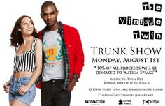 College Students To Host Vintage Clothes Fundraiser for Autism Speaks