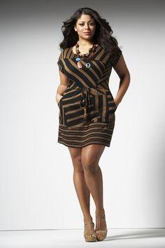 blackandkillingit:    ashinningstar2012:    (via Curvy woman need love too. / Beautiful Plus Size Fashion)    Black Girls Killing ItShop BGKI NOW