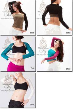 Bolero Tops / Miya Miya / Dance Wear / Fig Belly Dance #miyamiya #figbellydance  #bellydancewear #worldwideshipping