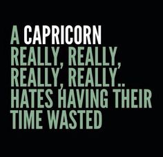 Capricorn truth