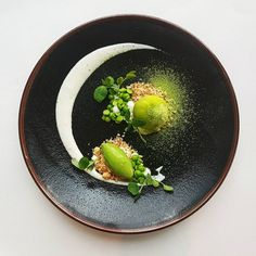 Curated collection of beautiful plating by a professional chef Nantes…
