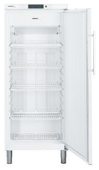 Liebherr GGV 5010 Gastrogefrierschrank mit Nofrost Fine Dining, Energy Consumption, Cleaning, Stainless Steel, Closet