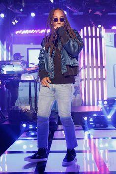 Ty Dolla Sign performing during MTV Total Registration Live in September 2016...