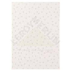 Revestimento Brilhante Retificado Texturizado Mos Glass Snow 2873 Branco e Cinza 45,5x65,5cm Ceusa